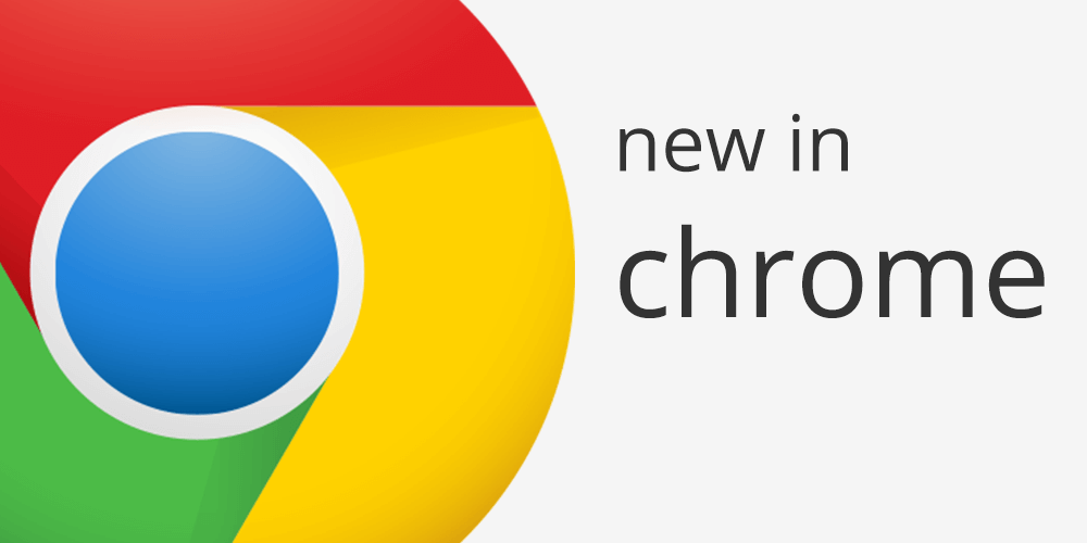 new-in-chrome